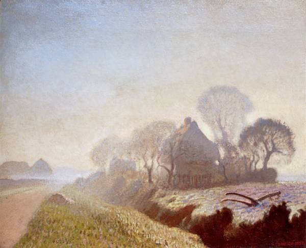 Clausen Sir George Morning In November